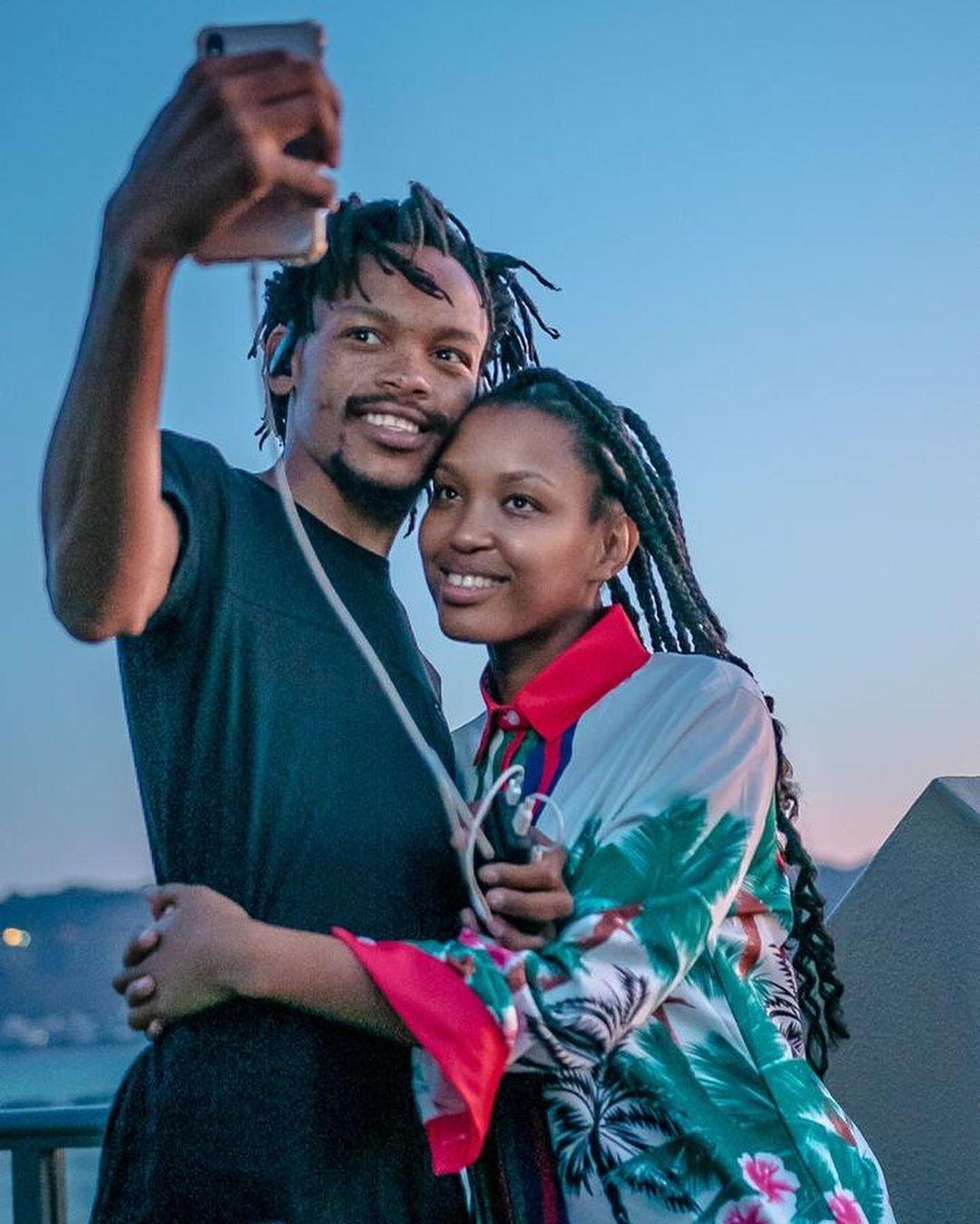 Singer Berita and hubby Nota celebrate their anniversary