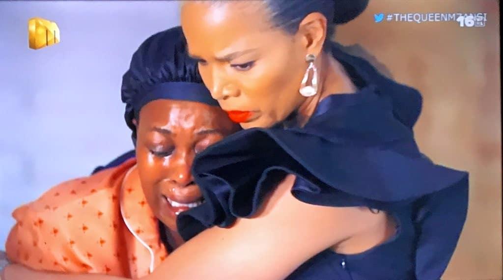 Brenda Ngxoli thanks Shona Ferguson for making her one of the highest paid actresses in Mzansi
