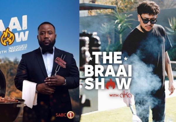 AKA is Cassper's boss as he still owns The Braai Show – Mzansi react