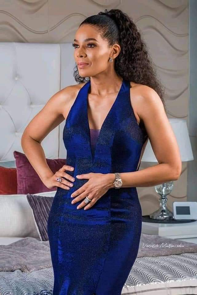 Connie Ferguson's last words to her late hubby Shona