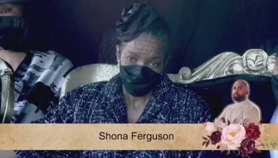 Watch: Connie Ferguson touching tribute to Shona Ferguson