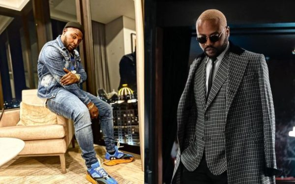 Reason rumoured to be ghostwriting for man of the moment DJ Maphorisa