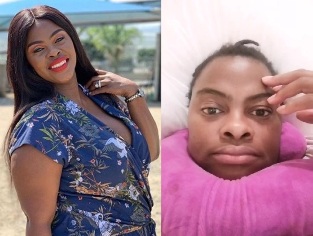 Ex-Uzalo actress Dawn Thandeka (Mangcobo) speaks out after failing to go to toilet & not moving for 3 months
