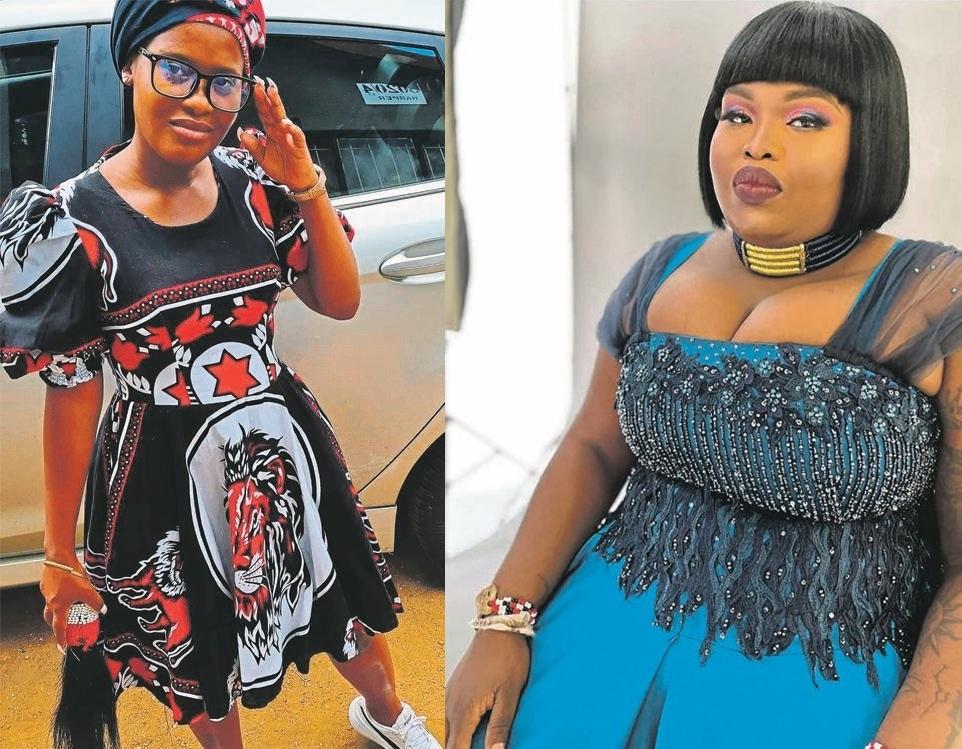 WhatsApp Screenshots: Izangoma Zodumo star Gogo Ngwemabala's life under serious threat – It's war