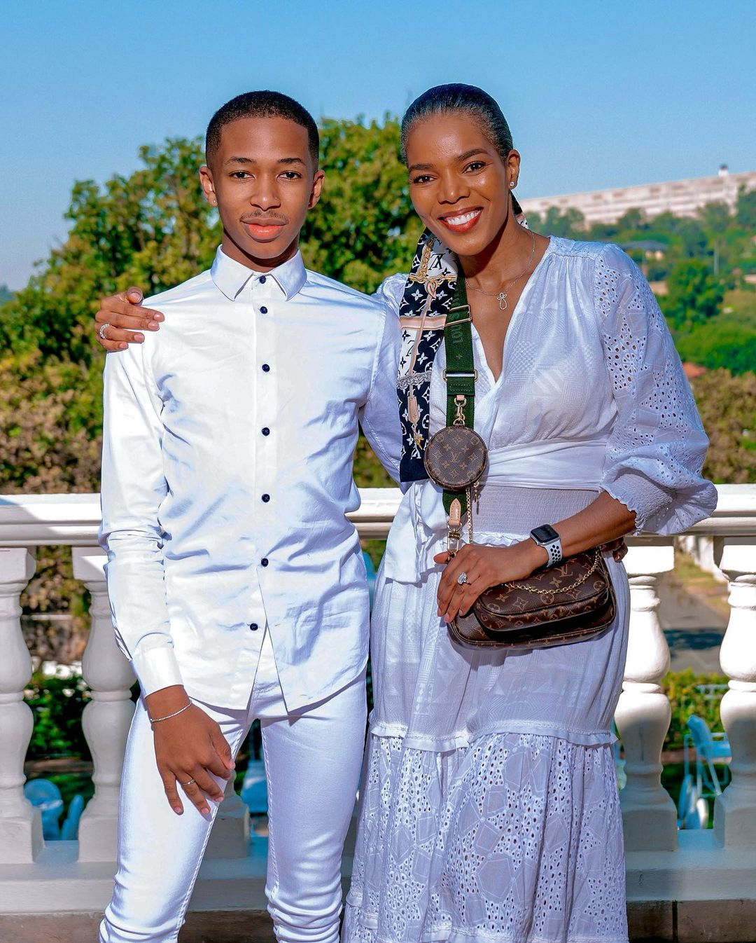 Lasizwe dragged after reacting to troll comparing him with Connie Ferguson