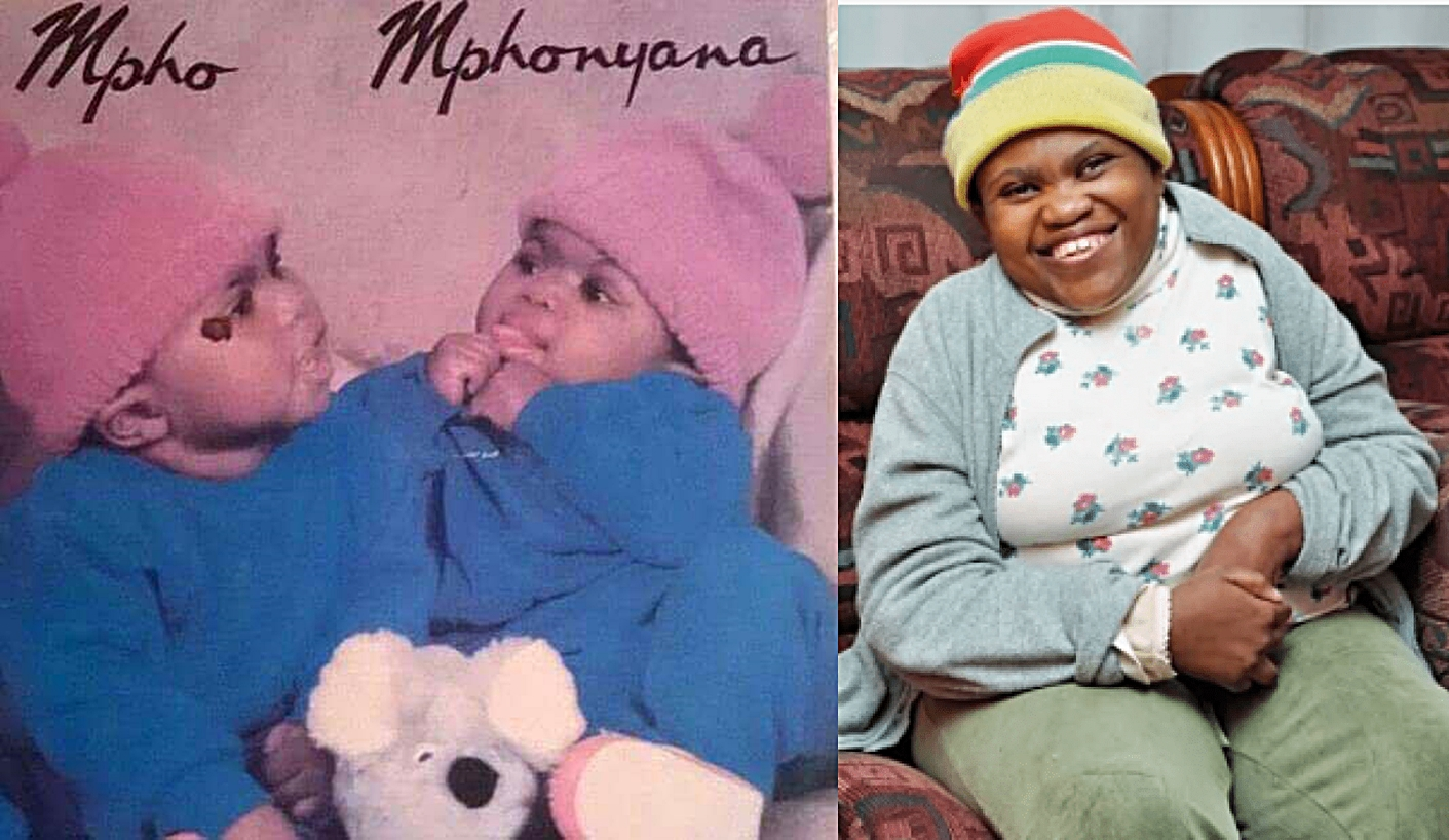 Mpho has died – One of the remaining popular SA twin sisters, she was 35 years old