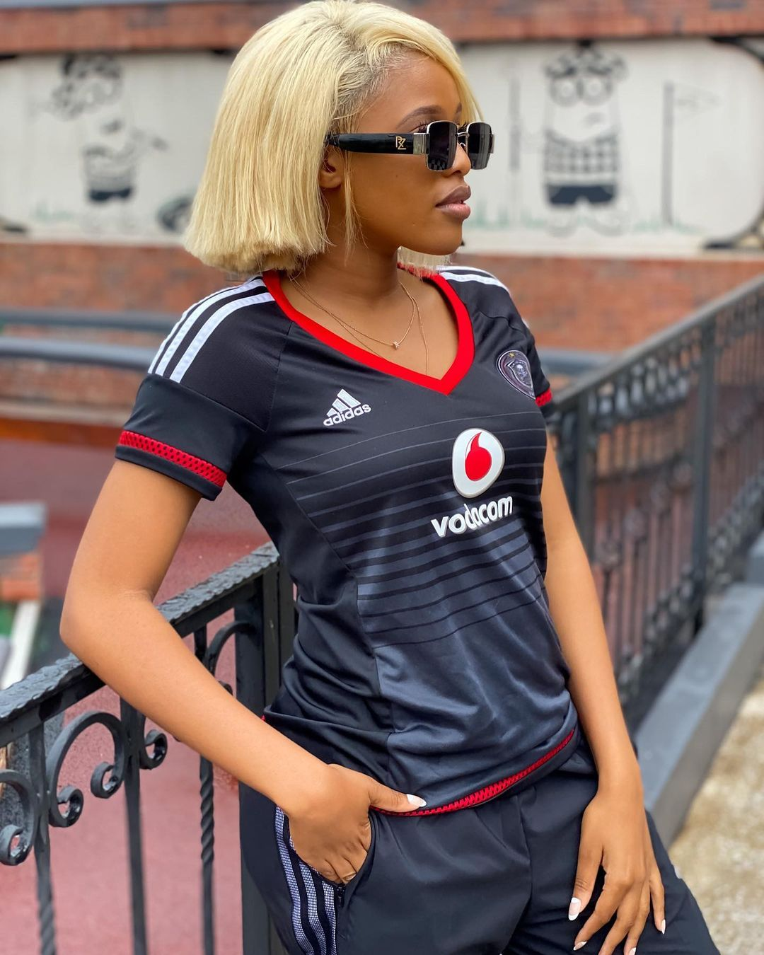 Watch: Actress Natasha Thahane reacts to claims she's behind Lorch's poor performance