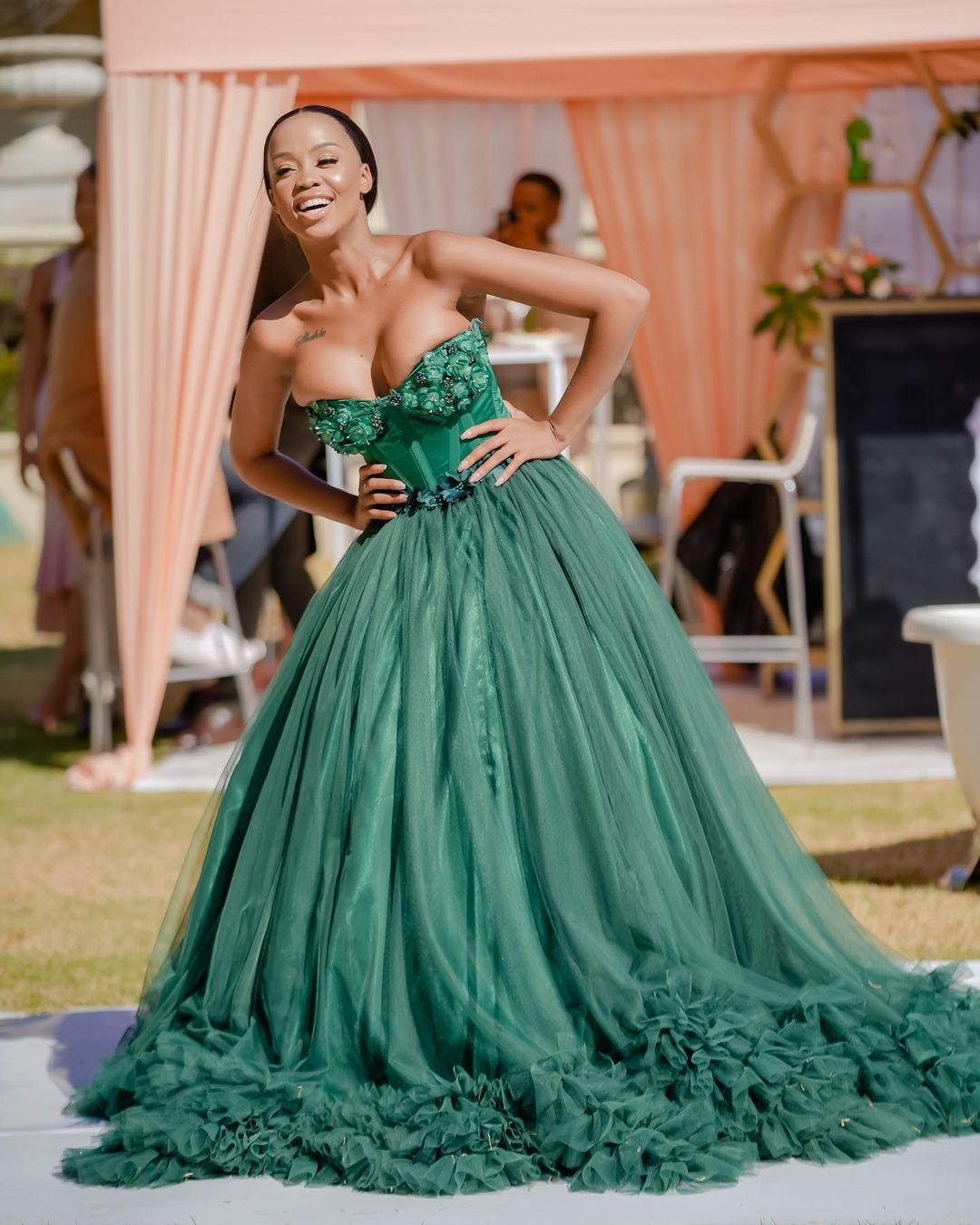 Inside Ntando Duma's birthday celebrations – Pictures