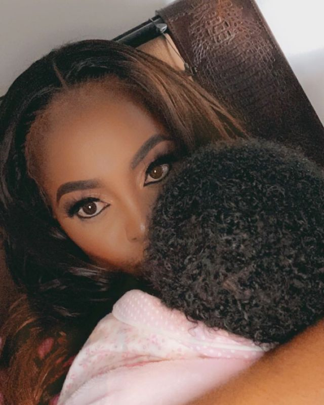 Photo: Omuhle Gela blesses her daughter with a G-wagon as she turns 1-year-old