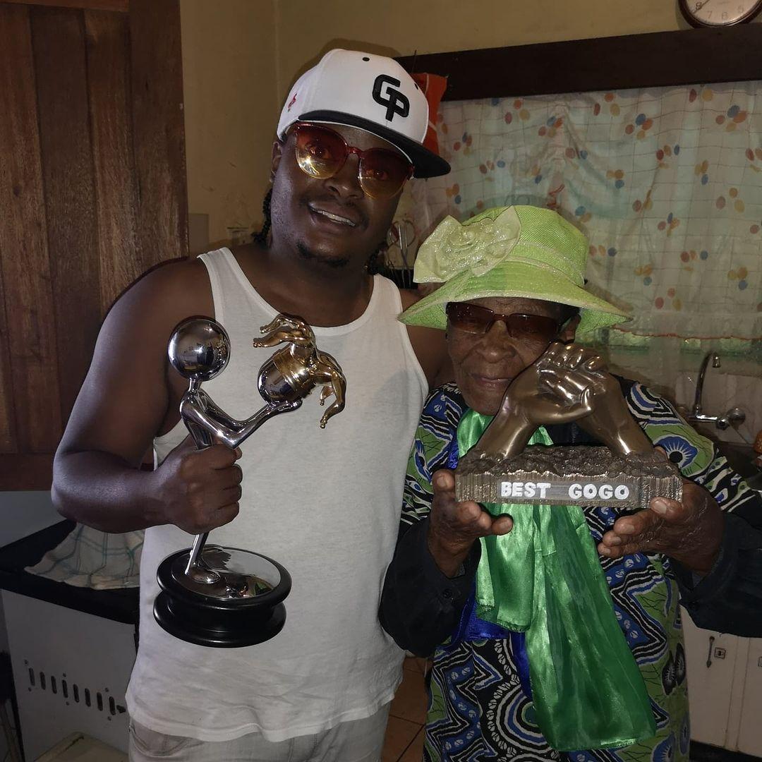 Comedian Pele-Pele Mchunu is in mourning