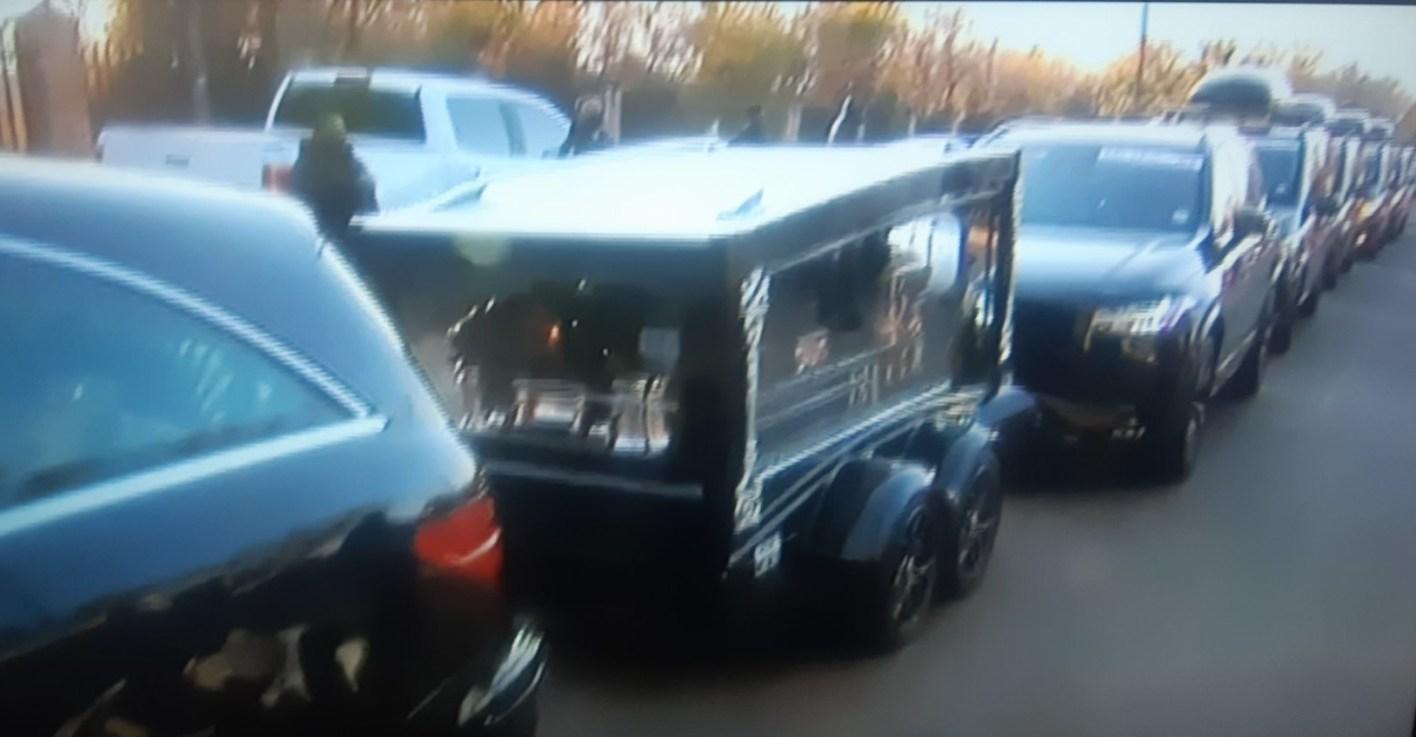 Watch Live: Shona Ferguson's funeral service