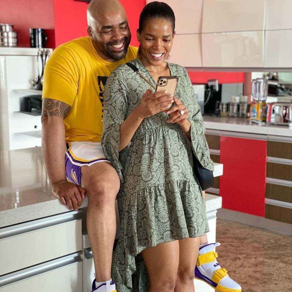 I miss my person – Connie Ferguson breaks 5 days after Shona's burial