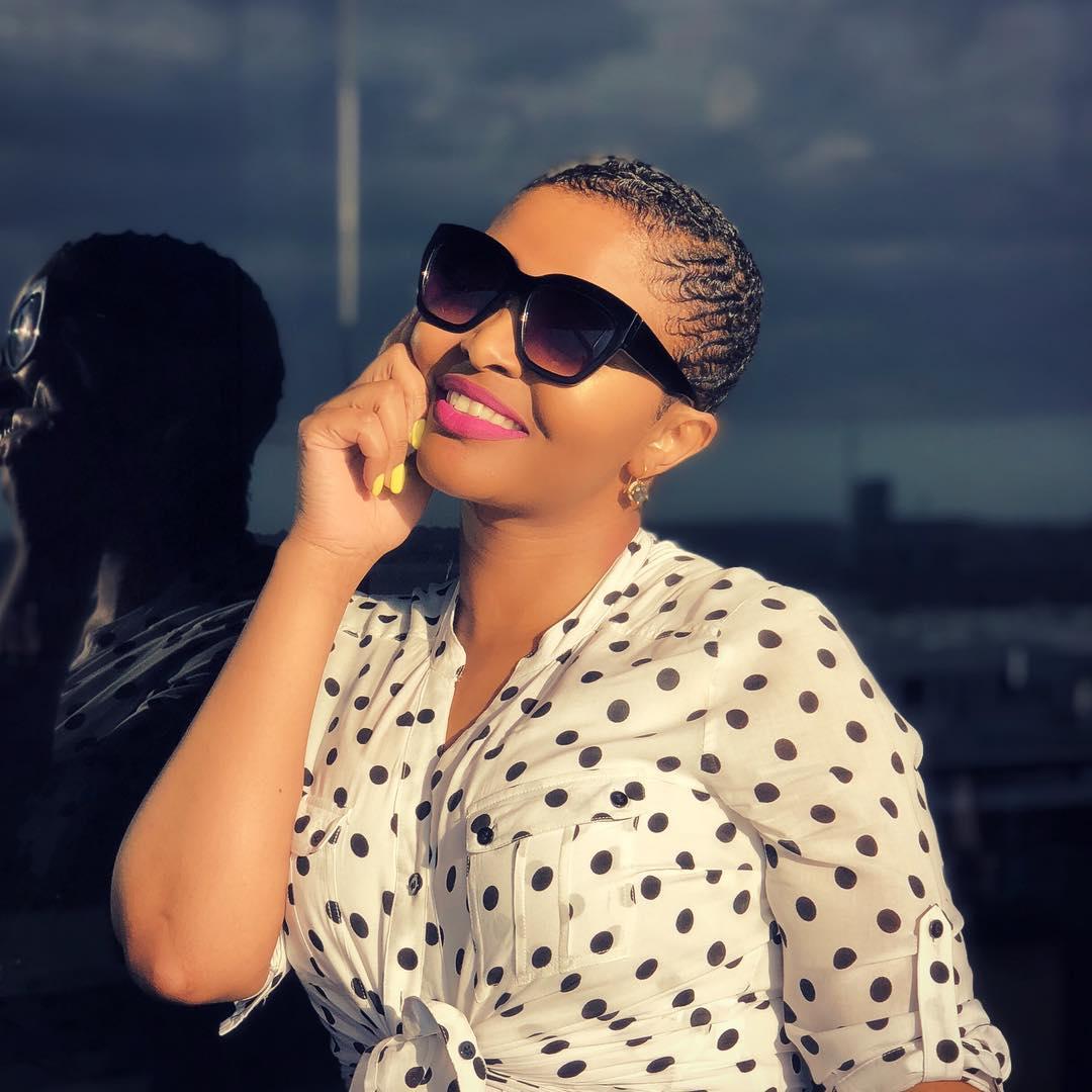 Singer Simphiwe Dana remembers her late mom