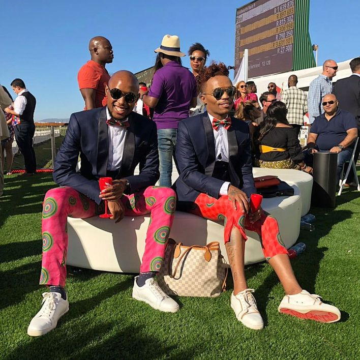 How and where Somizi and Mohale met
