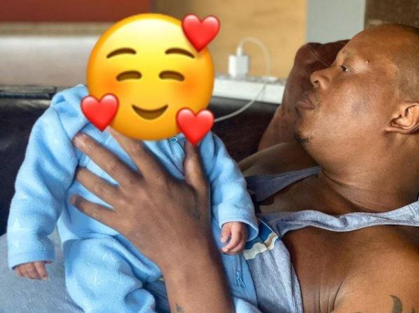 Babes Wodumo's son Sponge to launch merch for kids
