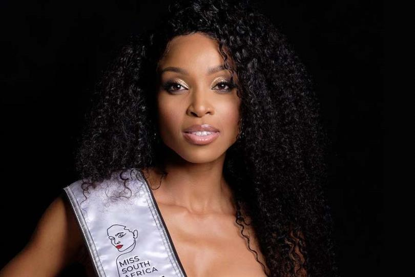 Miss SA hopeful Thato Mosehle is ready for world stage