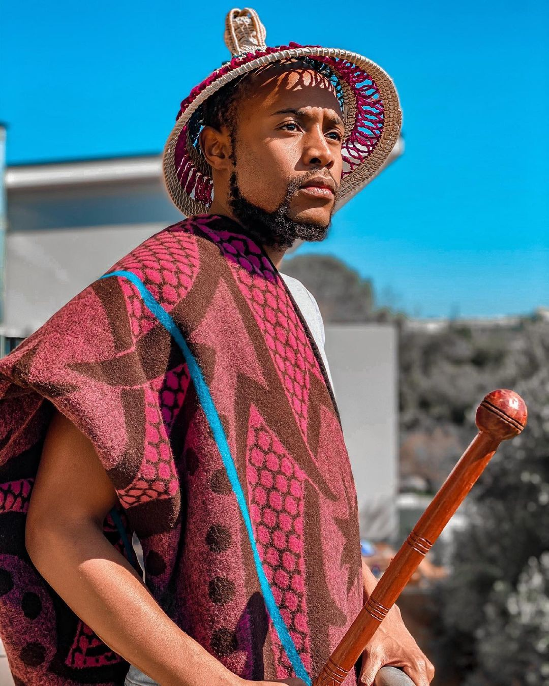 Somhale Drama: SA celebs shower Mohale with support
