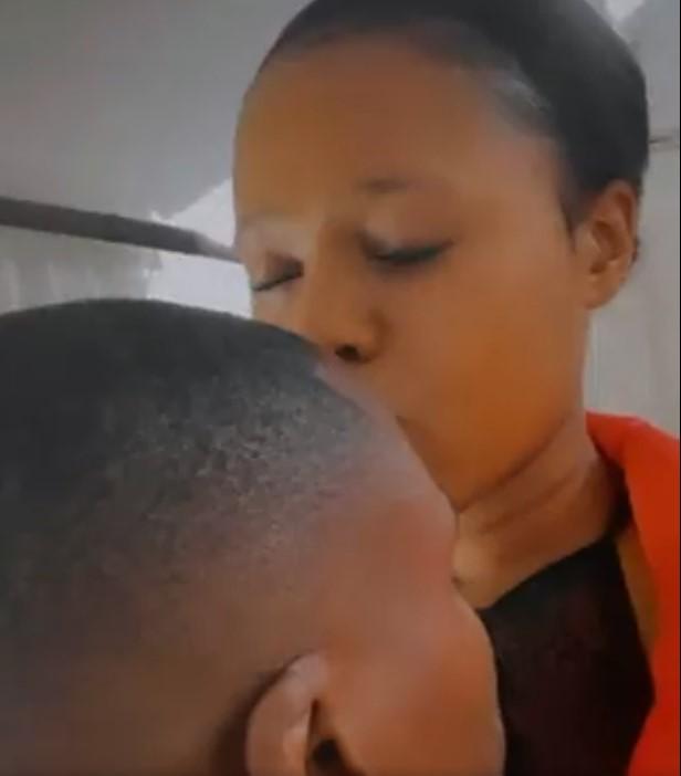 Video: Natasha Thahane and Thembinkosi Lorch put breakup rumors to bed
