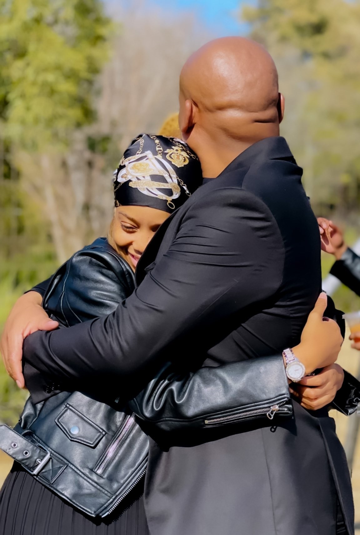 Actress Ntando Duma Defends Her Raunchy Outfit At Shona's Funeral