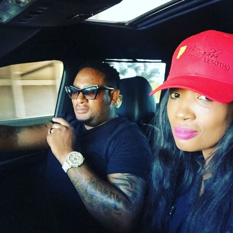 Step-father Max Lichaba responds to actress Sophie Ndaba's son who said he is a DEVIL