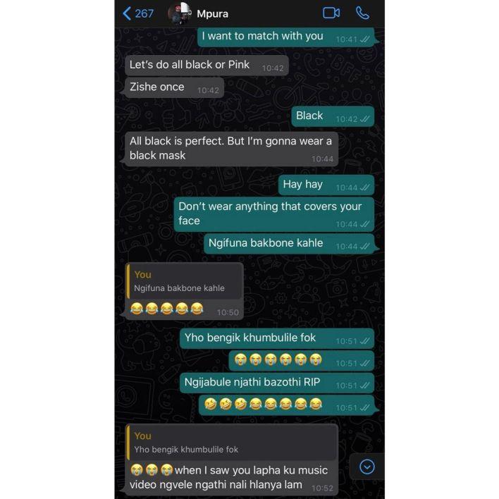 SAD: Lady Du shares last conversation with Mpura