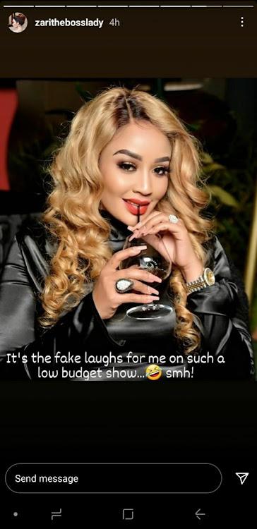 Zari hits back at Norma Mngoma – I will expose you