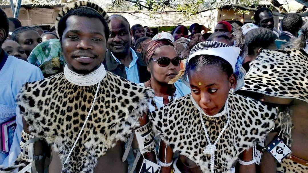 Scandal actor Andile Sithole(Ndumiso) gushes over his wife – Photoa
