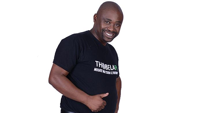 "Thobela FM presenter Arthur ""Mr Fantastic"" Sebola suspended"