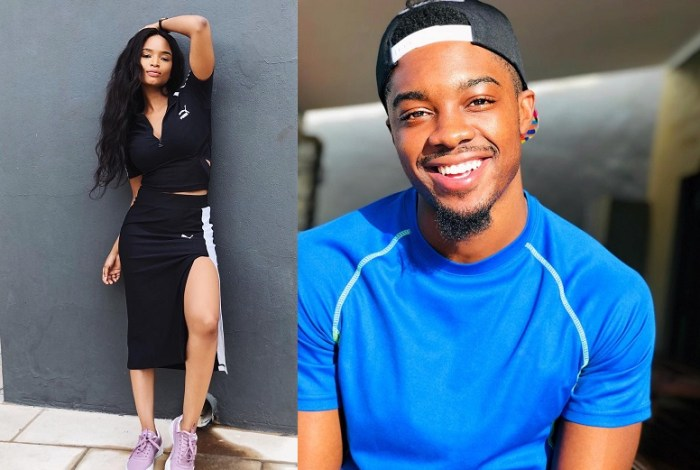 Tino Chinyani Has Dated Some Of SAs Biggest Stars – See List Of The Zimbabwean's Famous Girlfriends
