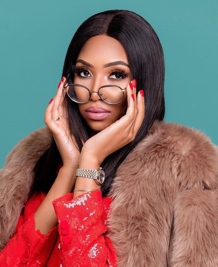 Model Blue Mbombo Opens Up On Getting Surgery To Enhance Her Beauty