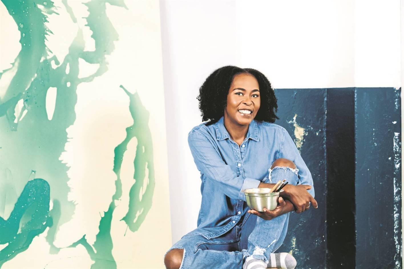 Visual artist Buhlebezwe Siwani on cloud nine