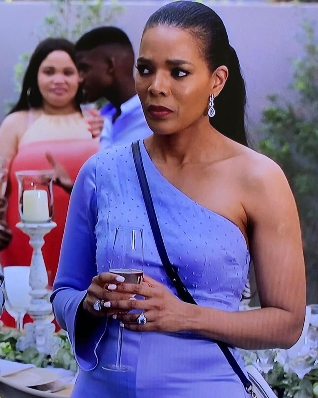 Actress Connie Ferguson receives heart-melting surprise after resuming work – VIDEO