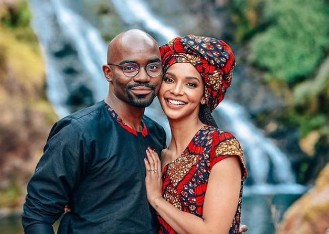 Inside Musa and Liesl Mthombeni's mini-honeymoon (PHOTOS)