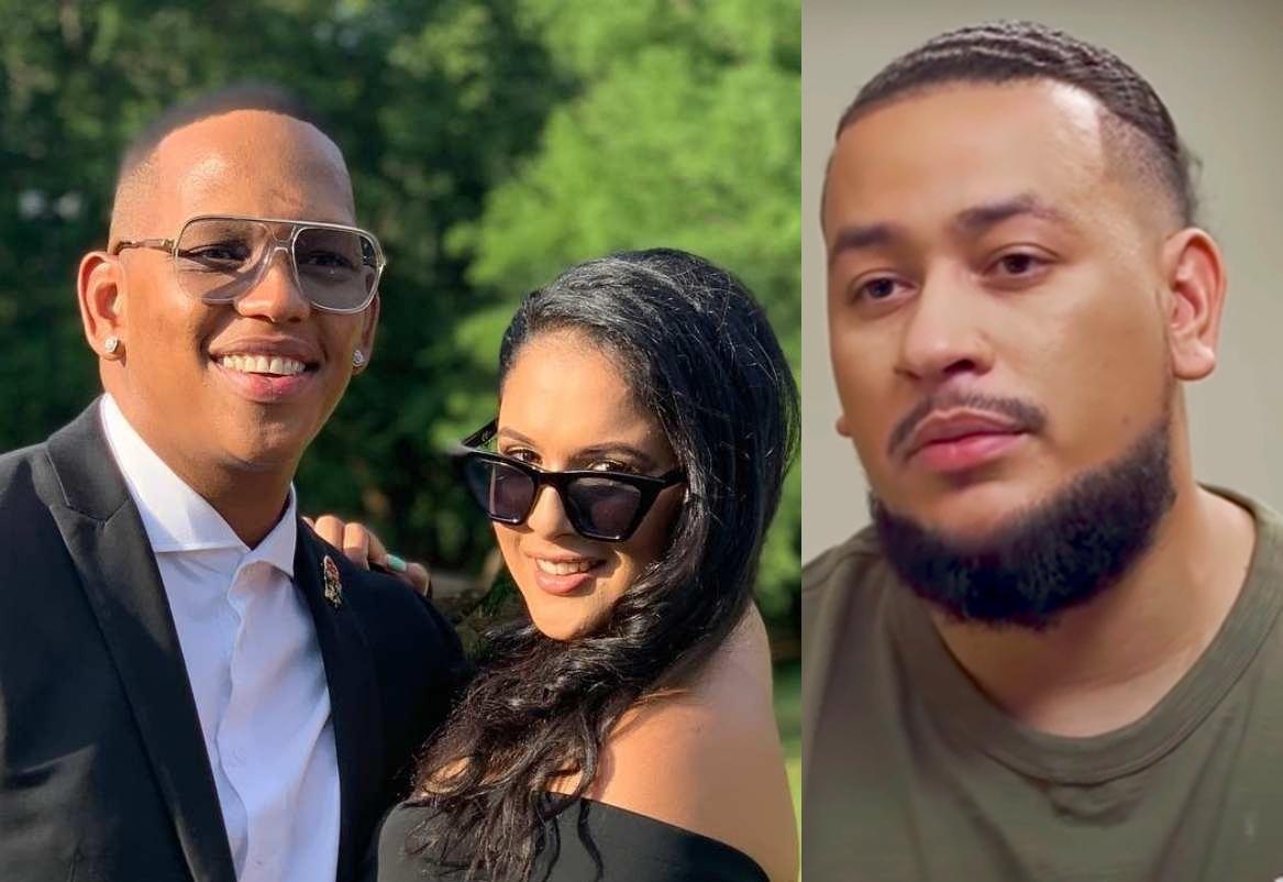 Rapper Da L.E.S breaks his silence on his baby mama romancing AKA