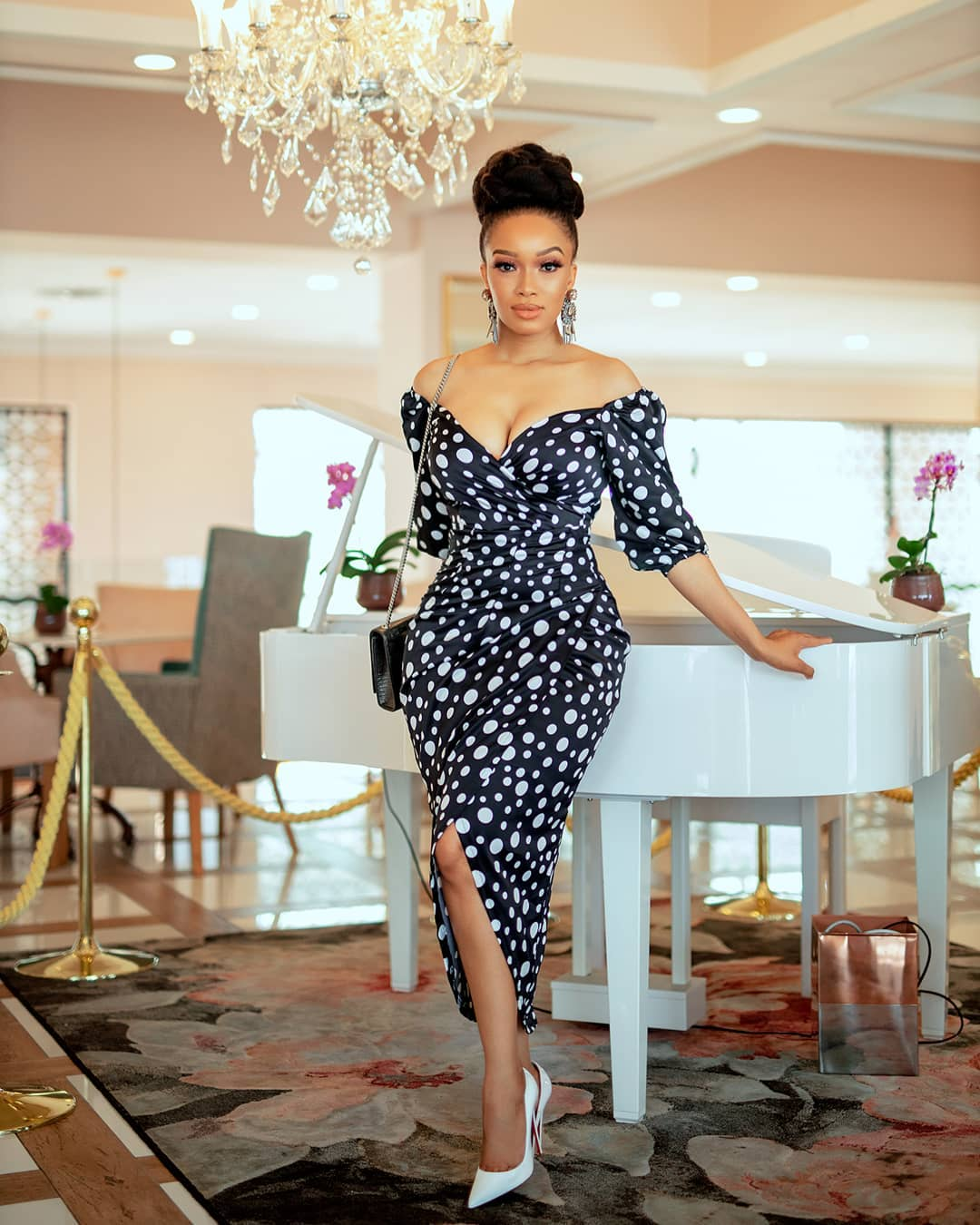 My gratitude knows no bounds when it comes to my acting career – Dineo Langa