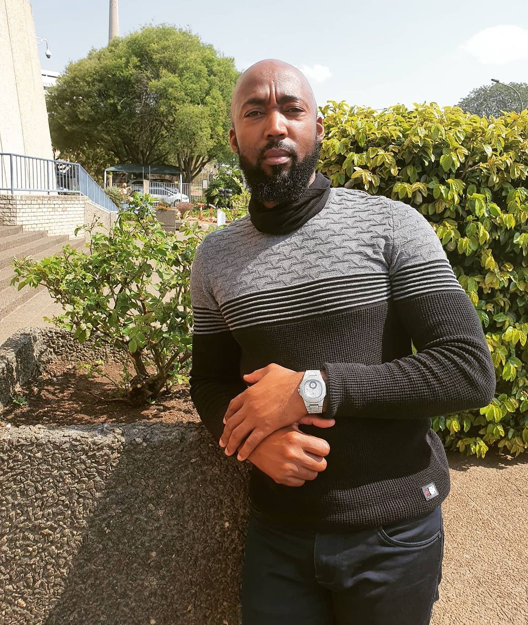 Beauty fades – Muvhango star Dingaan Mokebe kaKhumalo warns rude slay queens