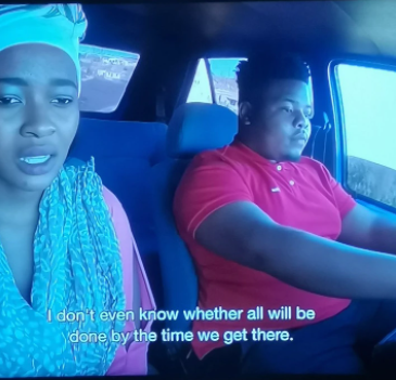 #Isencanelengane: Thando misses her grandma's funeral because she didn't have new clothes