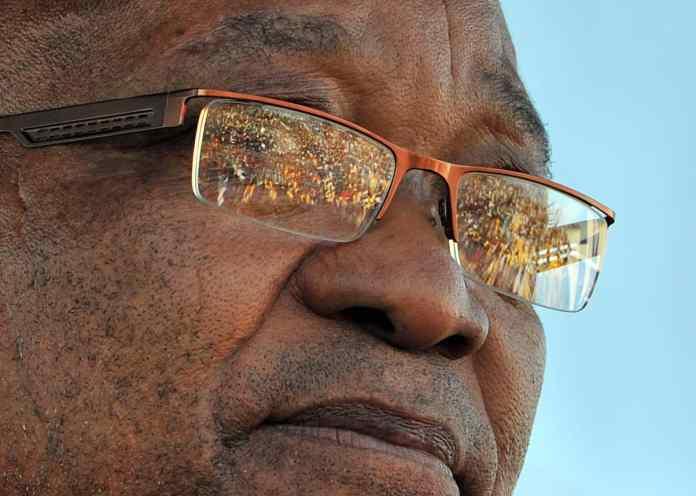 Jacob Zuma placed on medical parole