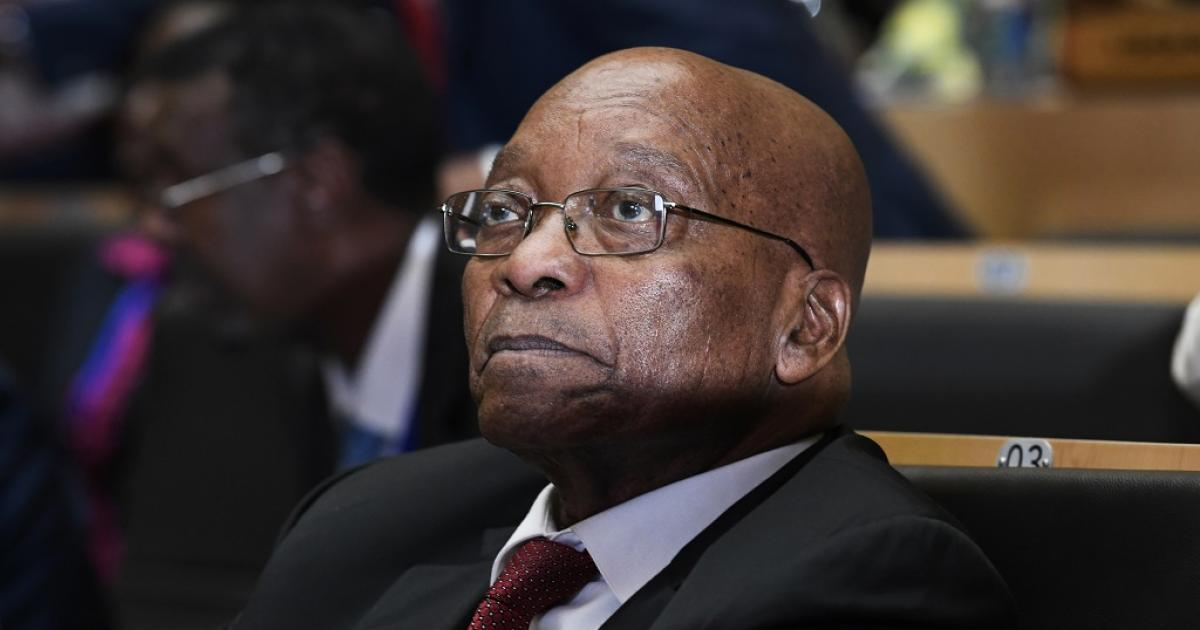 Prophet who prophesied TB Joshua and Shona Ferguson drops Jacob Zuma's prophecy