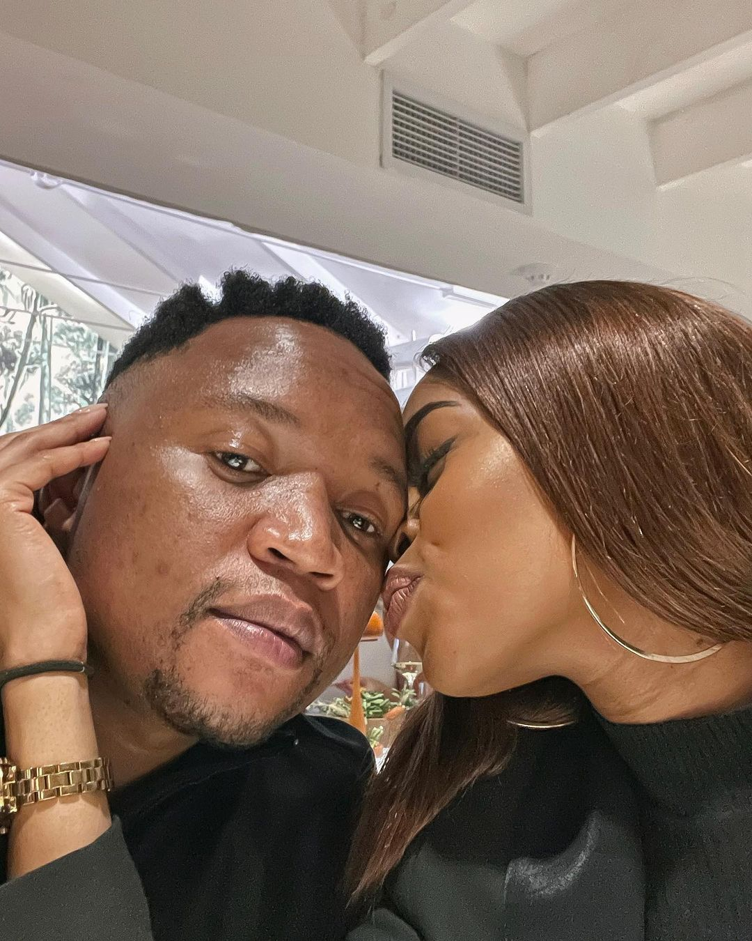 Media personality K Naomi get IG official with bae – Photos