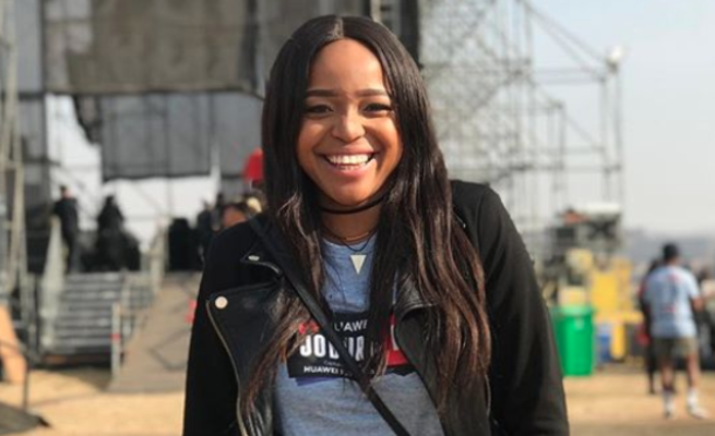 TV and radio personality Karabo Ntshweng is officially off the market – See cute engagement photos