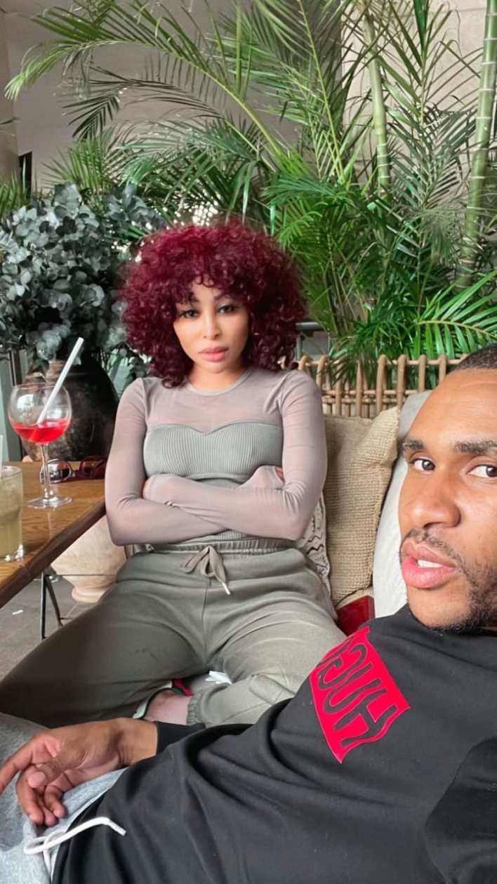Drama As Khanyi Mbau Makes Fun Of Kudzai's Heartbreak