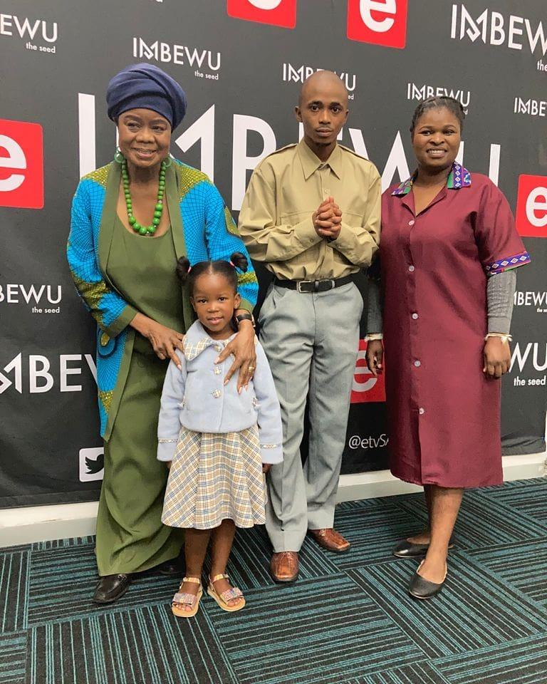 "Comedian Ndabezinhle ""King Nuba"" Nuba makes his debut on Imbewu: The seed"