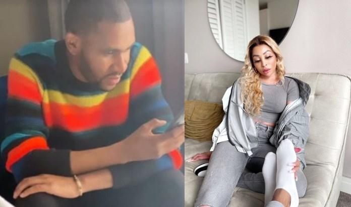 Khanyi Mbau and Kudzai secretly married? – Here's why