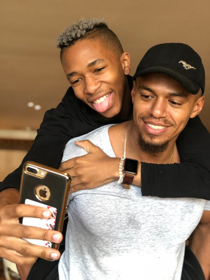 Lasizwe reveals on why he will not work with Cedric Fourie again