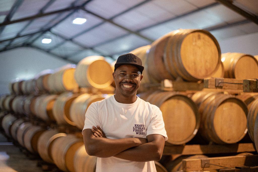 Ex-dishwasher brings wine culture to Khayelitsha