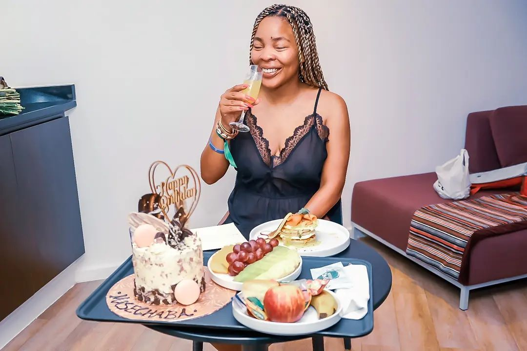 Inside Masechaba Khumalo's 38th birthday celebrations