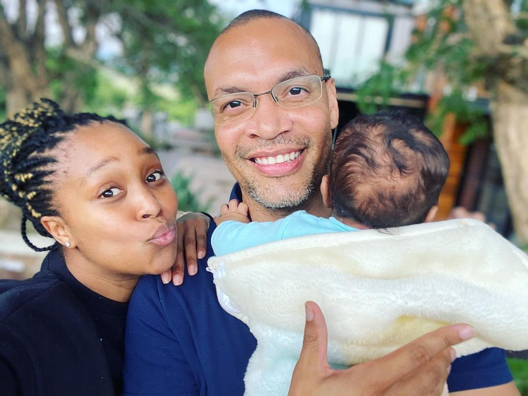 WATCH: Minnie Dlamini and hubby drop trailer of their upcoming movie titled Goodbye Gogo