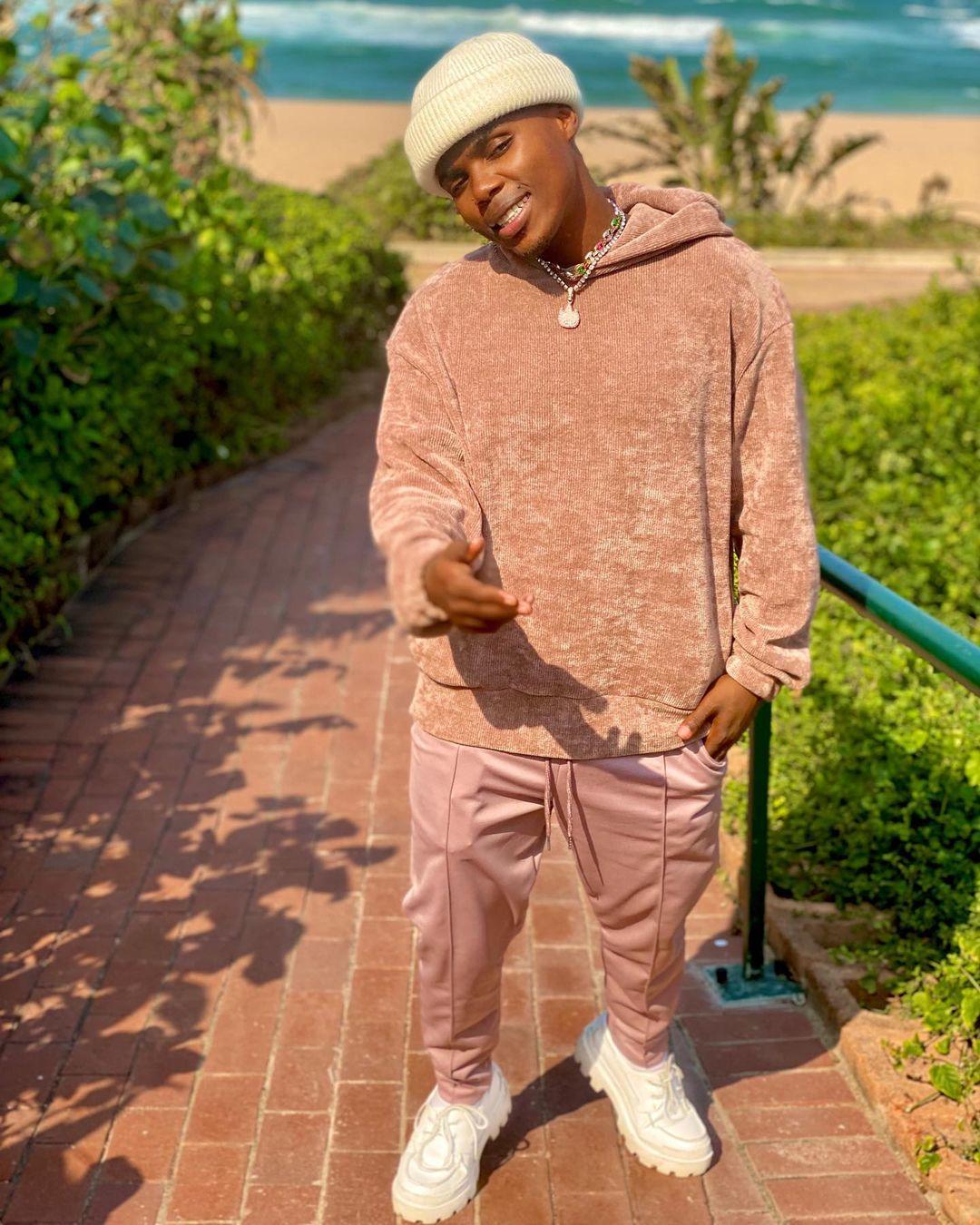 Blaq Diamond's Ndu Browns celebrates 27th birthday