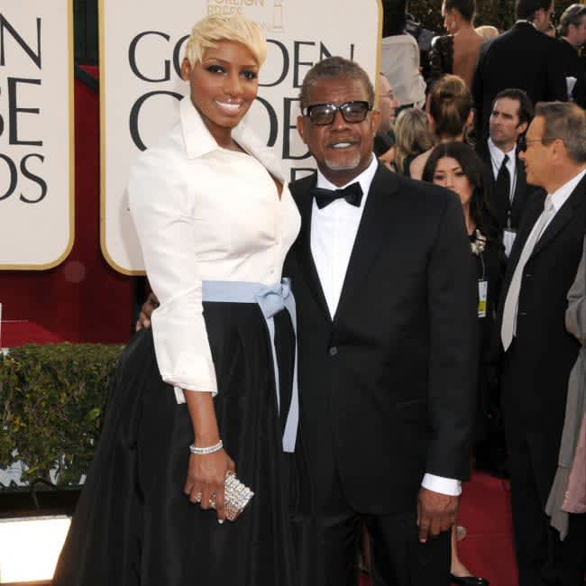 NeNe Leakes reunites with Housewives at husband's memorial